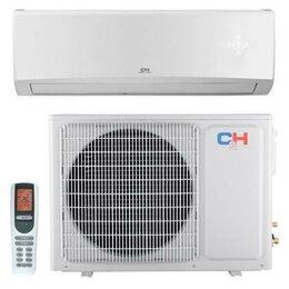 Кондиционеры - Кондиционер Cooper & Hunter CH-S12FTXE (Wi-Fi) Alpha Inverter, 0