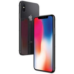 Мобильные телефоны - 🍏 iPhone Х 64Gb Space Gray (Серый космос)  , 0