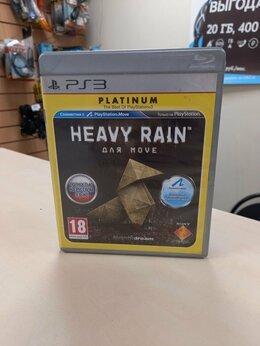 Игры для приставок и ПК - Heavy Rain для Move, 0