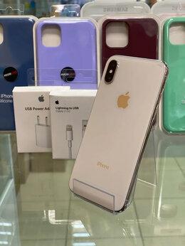 Мобильные телефоны - iPhone X Silver 64Gb, 0