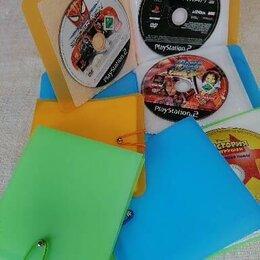 Сумки и боксы для дисков - Кейс для дисков CD и DVD , 0
