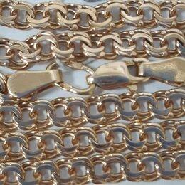 Цепи - Цепь золото 585, 0