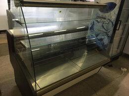 Холодильные витрины - Витрина кондитерская Полюс 1.5м, 0