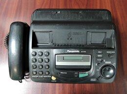 Факсы - Факс Panasonic KX-FT64, 0