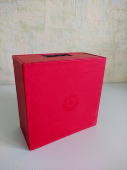Аксессуары для наушников и гарнитур - Коробка от наушников, 0