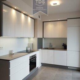 Мебель для кухни - Кухни угловые TDS-MO-025 на заказ, 0