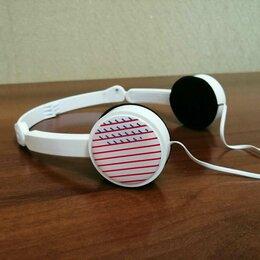 Наушники и Bluetooth-гарнитуры - Складные наушники чтобы уши не болели, 0