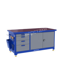 Мебель для учреждений - Верстак KronVuz TBW 422, 0
