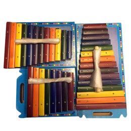Оборудование для звукозаписывающих студий - Hora X2003 Ксилофон детский, 2 октавы, 0