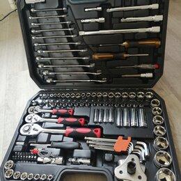 Наборы инструментов и оснастки - Набор головок инструментов 121 предмет новый, 0