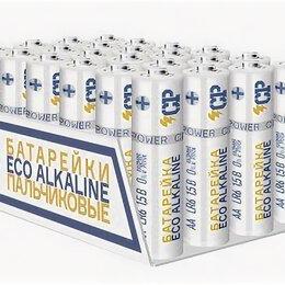 Батарейки - Элемент питания CRAZYPOWER Eco Alkaline LR6/316 BOX24 (692921), 0