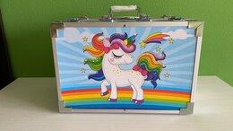 Рисование - Набор для рисования в металическом чемодане с…, 0