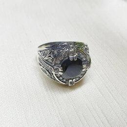 Кольца и перстни - Новая серебряная печатка , 0