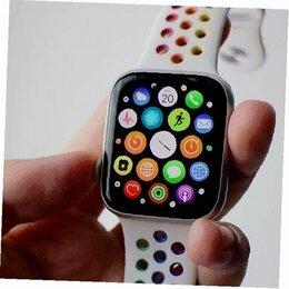 Умные часы и браслеты - Apple Watch 6 44 мм (Лучшие часы 2021), 0