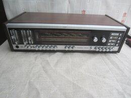 Проигрыватели виниловых дисков - Радиола Melodija-101-stereo Мелодия-104-стерео, 0