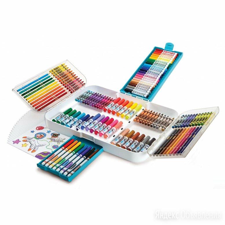Чудо-кейс Crayola Ultra Smart Case по цене 2900₽ - Канцелярские принадлежности, фото 0