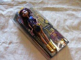 Куклы и пупсы - Кукла Monster High Клодин Вульф Бу Йорк Бу Йорк, 0