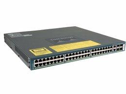 Проводные роутеры и коммутаторы - Cisco WS-C4948-S, в запечатанной коробке, 0