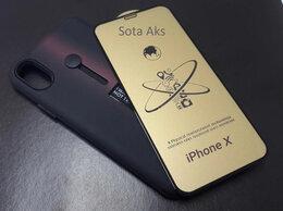 Защитные пленки и стекла - Защитное стекло iphone X / XS / 11pro, 0