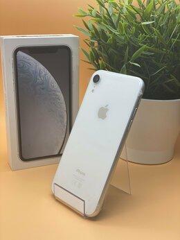 Мобильные телефоны - IPhone XR 128GB White НОВЫЙ, 0
