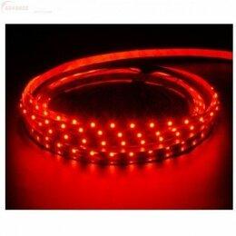 Светодиодные ленты - Лента светодиод. SDM3528 4.8Вт, IP54, 12В красный TDM, 0