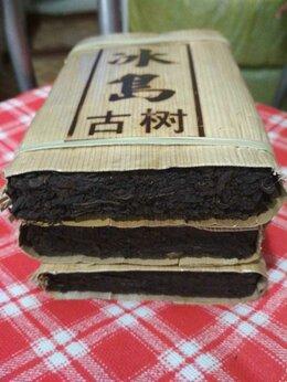 Ингредиенты для приготовления напитков - Чёрный пуэр китайский чай 200 грамм 2016 год, 0