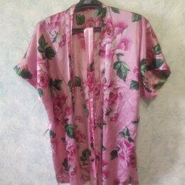 Домашняя одежда - Халат домашний женский размер 46-48, 0
