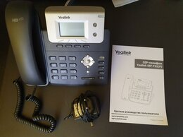 VoIP-оборудование - IP телефон Yealink T21P, 0