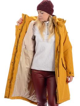 Куртки - Парка ут. STAYER fw 47646/60 желтый ж., 0