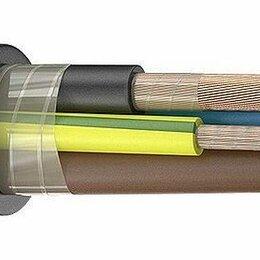 Кабели и провода - Кабель КГтп-ХЛ 3х4+1х2,5, 0