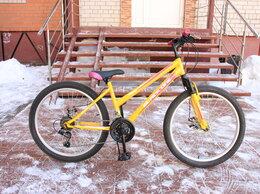 Велосипеды - Велосипед подростковый Black One, 0