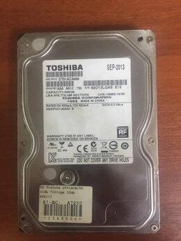Внутренние жесткие диски - Жесткий диск 3.5 Sata Toshiba 500Gb, 0