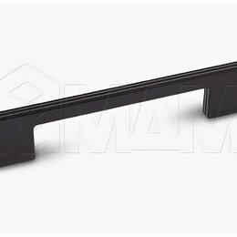 Аксессуары и запчасти - Ручка-скоба 160мм черный матовый: G029.0160.MB, 0