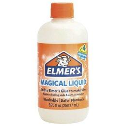 Лепка - Активатор для слаймов Elmers Magic Liquid 258 мл 2, 0