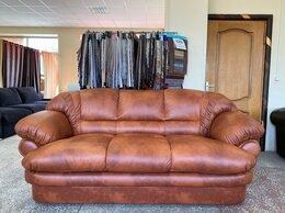 Диваны и кушетки - диван кожаный Венеция , 0