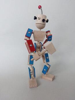 Конструкторы - Конструктор-робот, 0