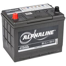 Аккумуляторы  - Аккумулятор Alphaline EFB SE T110 (115D31R)…, 0