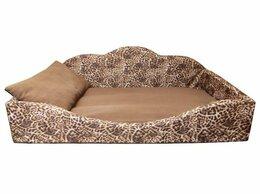 Лежаки, домики, спальные места - Лежанка для больших/крупных собак №106, 0