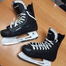 Коньки - Хоккейные коньки NORDWAY NDW300 + Сумка, 0