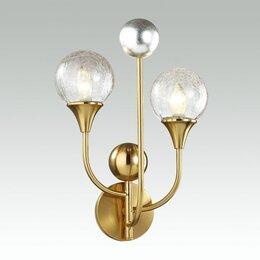 Бра и настенные светильники - Бра Odeon Light Kelli 4785/2W, 0