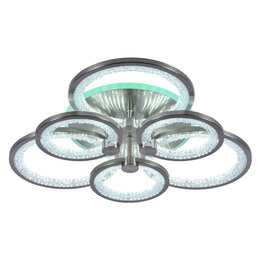 Люстры и потолочные светильники - Светодиодная люстра с пультом управления (196), 0