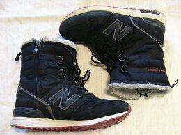 Сапоги, полусапоги - Зимние сапоги New Balance Snow Boots с мехом 37…, 0