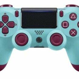 Рули, джойстики, геймпады - Джойстик для PS4 берюзовый, 0