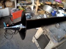 Металлопрокат - Винтовые сваи  108мм, 0