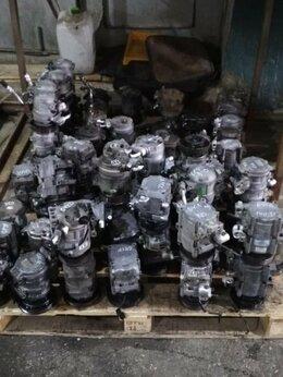 Отопление и кондиционирование  - Компрессор кондиционера для корейских автомобилей, 0