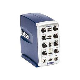 Звуковые карты - LEXICON OMEGA Studio USB звуковая карта, 0
