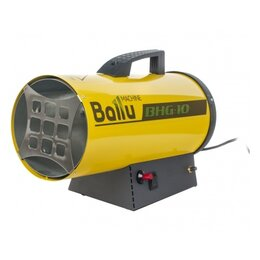 Тепловые пушки - Газовая тепловая пушка Ballu BHG-10, 0