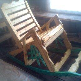 Кресла и стулья - Кресло качалка ,сосна, 0