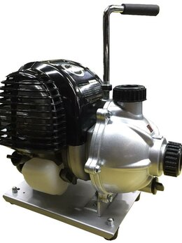 Мотопомпы - Мотопомпа бензиновая ZONGSHEN XG 10 (1T90SXG10), 0