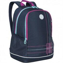 Рюкзаки, ранцы, сумки - Рюкзак школьный Grizzly Неон 12 л RG-163-3/1, 0